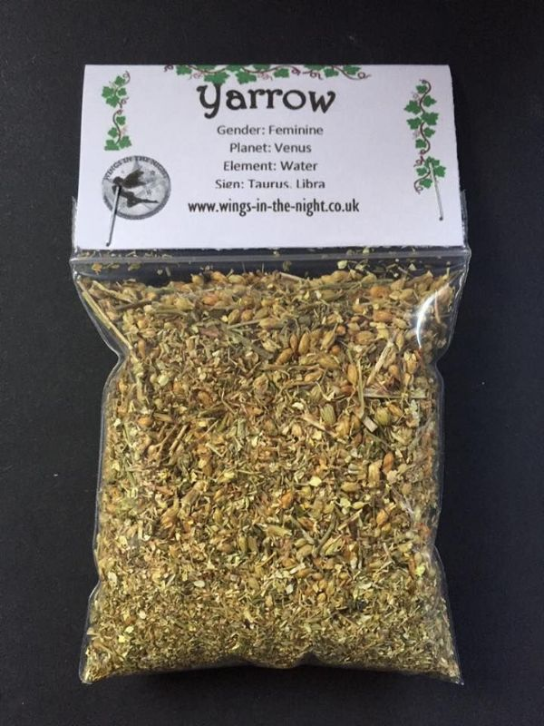 YARROW Dried Magical Herb